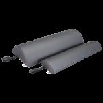 Core Half Round Positioning Bolster,4.5″ x 9″ x 24″, Black,Each,PRO-902-BK