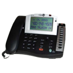 Fanstel One-Line Amplified Business Speakerphone,9.27″ x 7.18″ (235mm x 182mm),Each,ST150