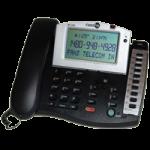Fanstel Two-Line Amplified Business Speakerphone,9.27″ x 7.18″ (235mm x 182mm),Each,ST250