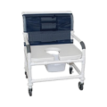 11420165820MJM-International-Extra-Wide-Deluxe-Shower-Chair