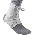 11620165458Core-Deluxe-White-Ankle-Support