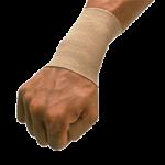 Core Elastic Slip-On Wrist Brace,Large,Each,WST-6806-LRG