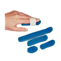 11820123636Sammons_Rolyan_Curved_Finger_Foam-Lined_Aluminum_Splints