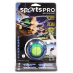DFX Powerball Sports Pro Gyro Exerciser,Without Docking Station,Each,10000