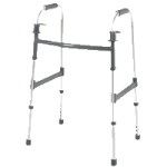 Invacare I-Class Dual Release Single Pack Adult Walker,Adult,Each,6291-1
