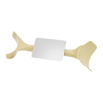 North Coast Knee Spreader with Mirror,6″ x 4″ (15cm x 10cm),Each,NC28732