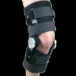 ITA-MED ROM Post Op Knee Brace,17″, Short,Each,NKN-132-17
