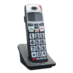 Serene Innovations CL60 Amplified Phone Expansion Handset,Expansion Handset,Each,CL-60HS