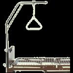 Invacare Offset Octagon Tube Trapeze Bar,Trapeze Bar,Each,7740P