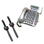 Geemarc Emergency Response Amplified Phone,Emergency Response Phone,Each,CL600