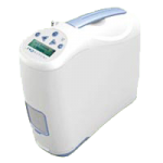 Inogen One G2 Portable Oxygen Concentrator,10.7″L x 3.9″W x 9.5″H,Each,IS-200