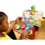 Storybooks Rhymes Cognitive Toy,14″L x 11″W x 11-1/2″H,Each,9219