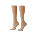 Venosan Ultraline Tactel Micro Fiber 30-40mmHg Below Knee Normal Fit Compression Stockings,Open Toe,Pair,SG42005