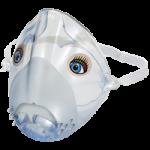 Respironics Sami The Seal Children Mask for Sidestream Plus Nebulizer,Pediatric Mask,50/Case,HS880