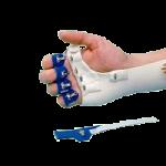 Rolyan Wrap On Finger Hooks,Finger Hooks,5/Pack,A4283