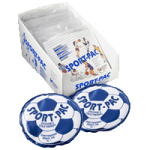 Chattanooga Sport-Pac Cold Therapy Soccer Ball,Blue,10/Case,1517