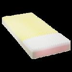 Invacare Solace Prevention 3000 Therapeutic Foam Mattress,84″L X 36″W X 6″H,Each,SPS3084