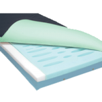 Medline Odyssey Extended Care Foam mattress,36″ x 75″ x 6″,Each,MDT230375AFB
