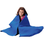 Weighted Blanket,Large, 3ft x 6ft, 6 Weight Slots,Each,924841