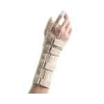 FLA Soft Form Elegant Wrist Support,Right, X-Small,Each,22-5601SBEG
