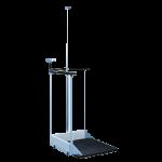 Seca Telescopic Measuring Rod For Hand Rail Scale,4.7″W x 91.3″H x 11.3″D,Each,SECA223