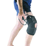 Bodymed Cold Compression Therapy Knee Wrap,With Cold Pack Insert,Each,ZZRCCTKNE