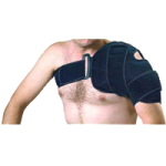 Bodymed Cold Compression Therapy Shoulder Wrap,With Cold Pack Insert,Each,ZZRCCTSHO