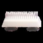 Mecanaids Base Brush,Base Brush 4″W x 2″D,Each,SB1001