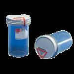 Covidien Kendall Precision Premium Specimen Container,1.5oz (44ml), 1-3/4″ x 1- 3/4″ (4.5cm x 4.5cm),200/Case,2210SA