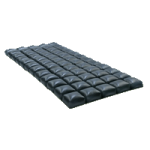 ROHO Prodigy Mattress Overlay System,81″L x 36″L x 3.5″H (205.5cm x 92cm x 9cm),Each,PRODIGYSYS