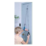 Rolyan Reach N Range Pulley with Assist,With Webbing Strap,Each,A873621