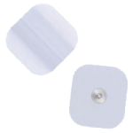 Uni-Patch Soft Foam Stimulating Electrodes,1.75″. x 1.75″ (4.4cm x 4.4cm), Side Pin Connector,40/Pack,EC89455