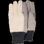 Medline Stanley Canvas Gloves,Men's One Size,12Pair/Pack, 6Pack/Case,HKP4223