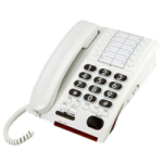 Serene Innovations Amplified Phone With 600 Times Amplification,High Definition Amplified Phone,Each,HD-60