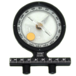 Baseline AcuAngle Inclinometer With Adjustable Width Feet,AcuAngle Inclinometer,2/Pack,12-1149-2