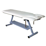 A3BS 3B Therapy Steel Pedestal 31.5 Inches Treatment Table,White,Each,W15116