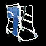 Duralife Deluxe Durawalker,40″H x 25″W x 42″D,Each,1100