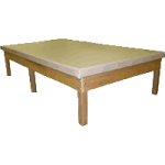 Bailey Bariatric Mat Table,Each,4520