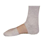 Rolyan Elastic Arch Support,Large, 9-1/2″ to 9-3/4″,Pair,55465603