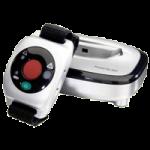 Amplicom PowerTel 601 Wireless DECT Wrist Shaker,Wrist Shaker,Each,93343