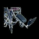 AliMed It-Phytz Universal Elevating Leg Rests,Universal Leg Rests,Pair,710778