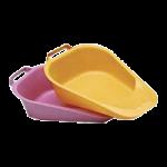 Action Disposable Plastic Bed Pans,Contour,20/Case,H12010