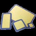 Mettler Sponge Electrodes,8″ x 10″,Each,2006