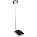 Detecto Digital Eye-Level Physician Scale With Digital Weight Indicator,With Height Rod,Each,6439