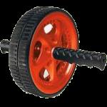 Valeo Dual Ab Exercise Wheel,Exercise Wheel,Each,VA2413RE