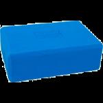 BodySport Foam Yoga Block,3″ x 6″ x 9″, Blue,Each,369YBB