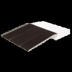 PVI Bariatric Panel Ramp with Three Interlocking Sections,3ft L x 47-1/4″W,Each,BPR348