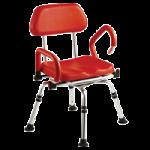 Provider Revolver Swiveling Shower Seat,Swiveling Shower Seat,Each,PHS3050