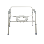 Graham-Field Bariatric Steel Folding Commode,Folding Commode,2/Pack,7109A-2