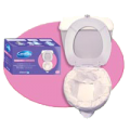 21820125023Cleanis_CareBag_Toilet_Bowl_Liner_With_Super_Absorbent_Pad